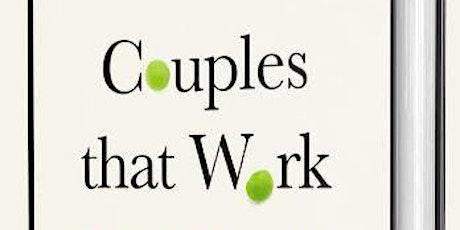 Couples that Work Book presentation by Jennifer Petriglieri tickets