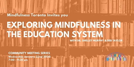Mindfulness in the Education System tickets