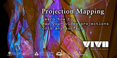 Projection Mapping with Stuart Ward (Feb 2020) tickets