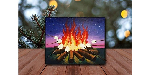 Step by Step - Campfire Smores (01-24-2020 starts at 6:30 PM)