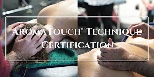 Latrobe Tasmania Aromatouch Technique Certification