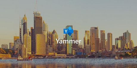 New Yammer: Share knowledge, engage leaders and build communities tickets