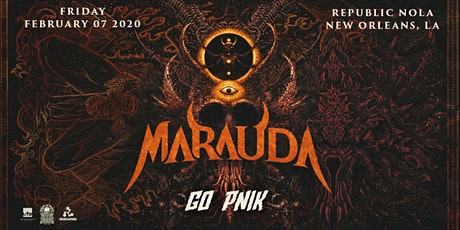 Marauda tickets