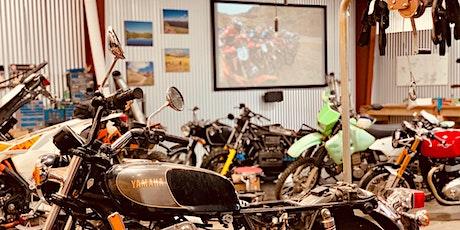 House of Motorrad's Winter Bike Maintenance and Film Series tickets