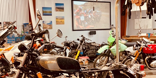 House of Motorrad's Winter Bike Maintenance and Film Series
