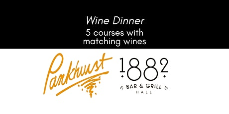 Pankhurst Wine Dinner tickets