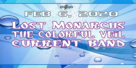 Lost Monarchs, The Colorful Veil, Current Band at TRiP tickets