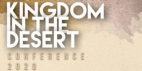 Kingdom In The Desert 2020 tickets