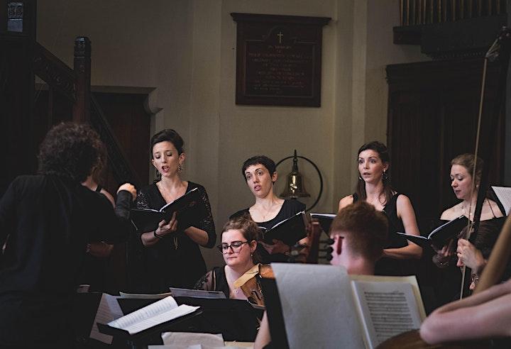 Colla Voce Singers: Victoria Requiem 1605 image