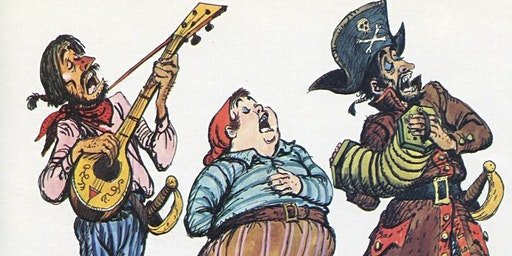 """Pickwick Plays Pirate"" Pub Night Fundraiser"