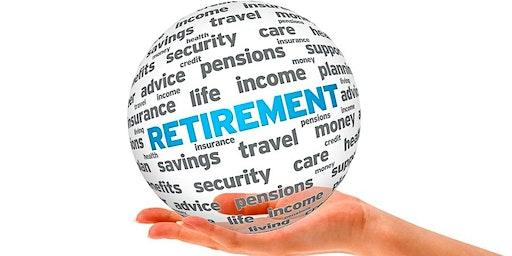 Retirement Planning Workshop - 6 p.m.