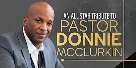 Donnie McClurkin VIP Meet & Greet tickets
