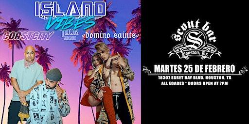 COASTCITY & Domino Saints - Island Vibes Tour - POSTPONED