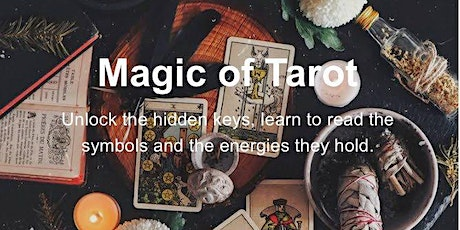 Magic of Tarot - Intermediate: Part 1 - The Minor Arcana tickets