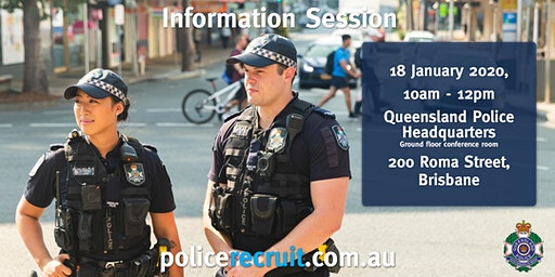 Queensland Police Service - Recruiting Information Session