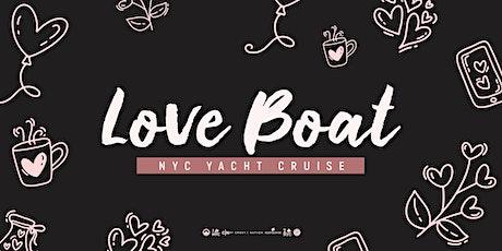 LOVE Boat: Saturday Night Valentines Yacht Cruise Around Manhattan tickets
