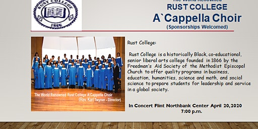 Rust College A'Cappella Choir