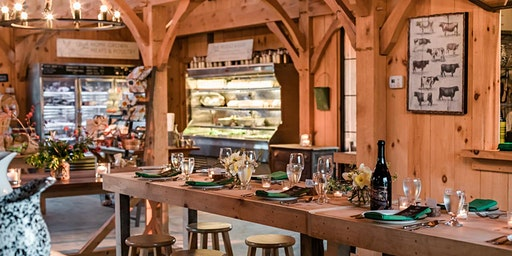 Early Spring Chef's Table Dinners at Beach Plum Farm