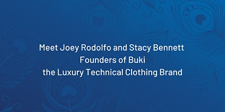 Meet the Founders of Luxury Technical Clothing Brand Buki tickets