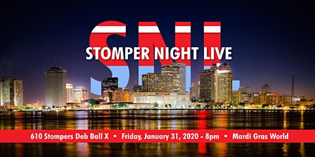 610 Stompers 10th Annual Sweet 610 Debutante Ball tickets