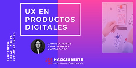 UX en Productos Digitales boletos