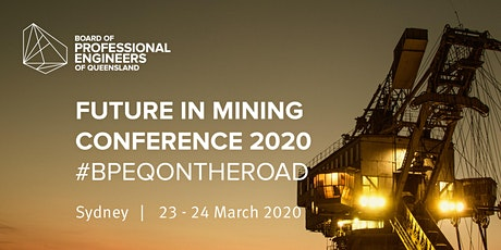 Future in Mining Conference 2020 tickets