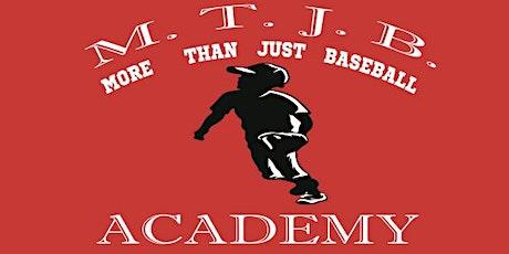 More Than Just Baseball Academy Free Community baseball & Softball Camp tickets