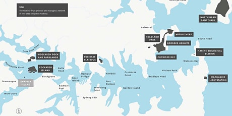 Independent Review of the  Sydney Harbour Federation Trust - Public Forum tickets
