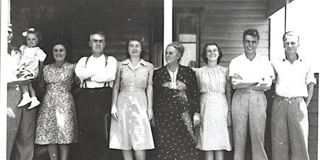 Seniors Festival: Local History Online tickets