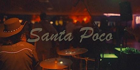 Santa Poco tickets