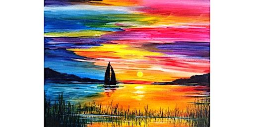 2/17 - Sailing the Lake @ Bottles, SPOKANE