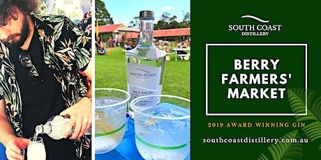 South Coast Distillery @ Berry Farmers'  Market tickets