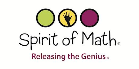 2020  Mathematica Contests at Spirit of Math Burlington (Grades 3-9) tickets