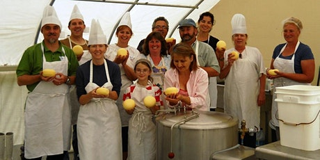 CHEESEMAKING COURSE - Italian Pasta Filata Cheeses tickets