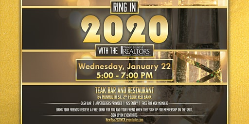 Ring In 2020 with WCR Monmouth County