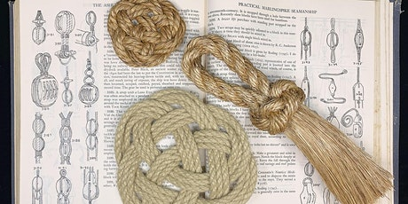 Workshop | Marlinspike Rope Craft with Mick Corker tickets