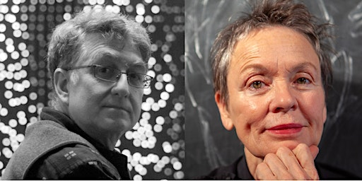 A Conversation with Laurie Anderson and Jim Campbell