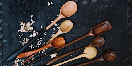 Workshop | Spoon Carving with Carol Russell tickets