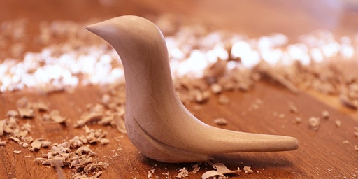 Workshop | Wooden Bird Whittling with Carol Russell