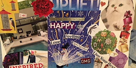 Vision Boards with an Analysis to Understand your Subconscious tickets