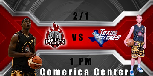 Dallas Heat vs Texas Cyclones