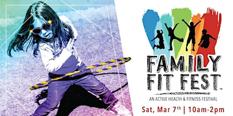 Free Family Fit Fest - Spring Festival tickets