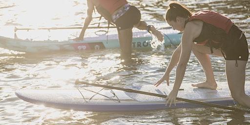 Torpedo7 Club Paddle Boarding Workshop 101: Auckland w/ GTGO