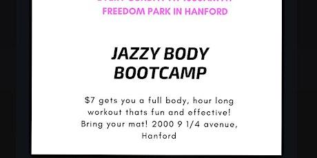 Jazzy Body Bootcamp tickets