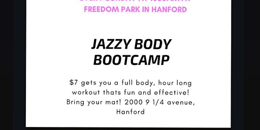 Jazzy Body Bootcamp