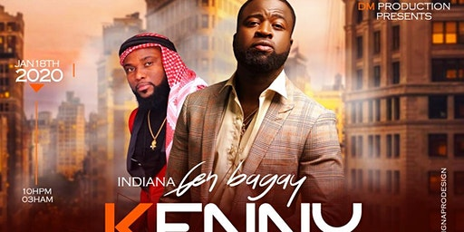 Kenny Haiti event Indianapolis
