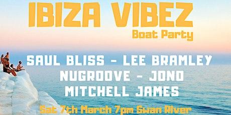 Ibiza Vibez Boat Party tickets