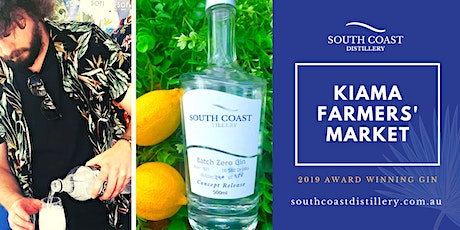 South Coast Distillery @ Kiama Farmers'  Market tickets