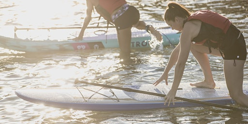 Torpedo7 Club Paddle Boarding Workshop 101: Christchurch w/ GTGO
