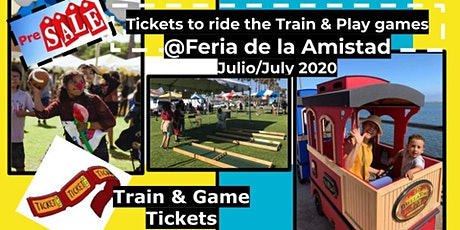Feria de la Amistad*Friendship Fair tickets